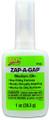 ZAP PT-02 -A-Gap Glue Green-Label 5160-0001