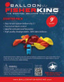Balloon Fisher King 408 Starter 4887-0011