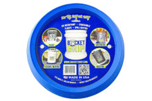 Bucket Grip BG BLUE No-Slip Bucket 4590-0059