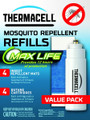 Thermacell L-4 Max Life Mosquito 1698-0117