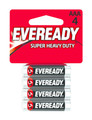 Eveready 1212SW-4 Super Heavy Duty 4673-0152