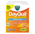 Dayquil 1770 Severe 4Ct 1758-0254