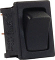 JR PRODUCTS 12785 MINI 12V ON/OFF SWITCH BLK/BLK