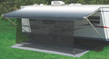 CAREFREE OF COLORADO 82158502 SUNBLOCKER 6'X15' BORDEAUX