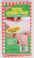 COGHLANS (US ONLY) 0660 PICNIC CMBO PK TABLECLTH CLAMP