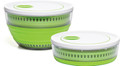 PROGRESSIVE INT'L CORP CSS-3 COLLAPSIBLE SALAD SPINNER