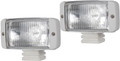OPTRONICS DL-16WC DOCKING LIGHTS WHITE 35W PR/PK