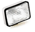 OPTRONICS DL55CS DECK FLOODLIGHT 55W SS MNT HDW
