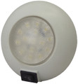 T-H MARINE LED51829DP LED DOME W-SWITCH COOL WHITE