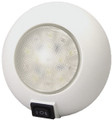 T-H MARINE LED51830DP LED DOME W-SWITCH RED-WHITE