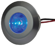 SEA-DOG LINE 401354-1 LED SNAP-IN COURTESY LGHT BLUE