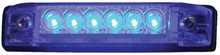 T-H MARINE LED51806DP LED SLIMLINE STRIP 6 IN BLUE