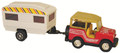 PRIME PRODUCTS 27-0010 RV ACTION TOY S.U.V. & TRAILER