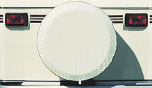 ADCO PRODUCTS INC 1758 L POLAR WHITE TIRE COVER