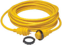 AFI/MARINCO/GUEST/NICRO/BEP 199119 30A SHORE POWER CORD YEL 50FT