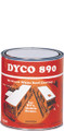 DYCO PAINTS INC. 890 GAL GAL WHITE DYCO 890 SHIELD/SEAL
