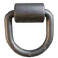PACIFIC RIM INT'L, LLC DR-12B 1/2IN DIA. D-RING FOR TIE DOWN