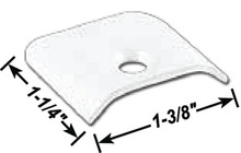 A P PRODUCTS 021-39203 END CAP MILL  10/PK
