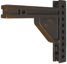 BLUE OX BXW4003 RECEIVER-HITCH MNT 9-HOLE 12IN