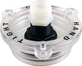 TRAC ECOLOGICAL 1285-C FLUSHING CAP FOR GROCO 1500+