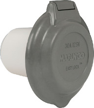 PARKPOWER BY MARINCO 304EL-BRV.G INLET-CONTOUR 30A GRAY