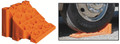 TRI-LYNX CORP.LTD 00018-2PK LYNX WHEEL STOP CHOCK (2 PACK)