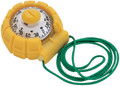RITCHIE NAVIGATION X-11-Y HAND BEARING COMPASS YELLOW
