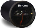 RITCHIE NAVIGATION X21BB COMPASS IN DASH INSTRUMENT