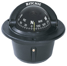 RITCHIE NAVIGATION F-50 EXPLORER COMPASS-FLUSH MOUNT