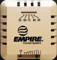 EMPIRE COMFORT SYS. TMV THERMOSTAT-MILLIVOLT WALL