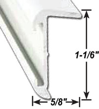 A P PRODUCTS 021-57401-8 ROOF EDGE PW 8' @5