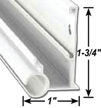 A P PRODUCTS 021-56302-8 GUTTER/AWN RAIL PW 8' @5