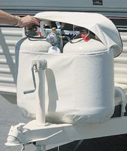 ADCO PRODUCTS INC 2112 20# POLAR WHT DBL TANK COVER