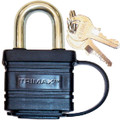 TRIMAX LOCKS TPW3125 3-PACKKEYED ALIKESOLID STEEL