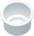 BECKSON MARINE GH33-W1 STD. DRINK HOLDER  WHITE