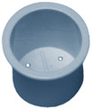BECKSON MARINE GH33-S1 STD. DRINK HOLDER  GRAY