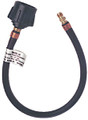 TRIDENT HOSE 1014141520 QUICK CLOSING PIGTAILS 20#