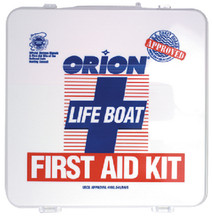 ORION SAFETY PRODUCTS 811 LIFE BOAT COMM FIRST AID KIT