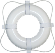 TAYLOR 361 24IN WHITE FOAM RING BUOY