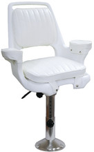 WISE SEATING 8WD1007-6-710 CHAIR W/ARMS/CUSH SL ADJ/PED