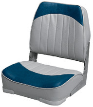 WISE SEATING 8WD734PLS-660 ECONOMY SEAT GRY/NVY