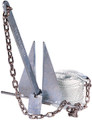 TIEDOWN ENGINEERING 95096 DANFORTH ANCHOR KIT FOR 8S