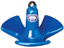 GREENFIELD PRODUCTS 530-R 30 LB RIVER ANCHOR ROYAL BLUE