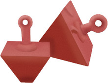SEACHOICE 43900 PYRAMID ANCHOR - 75 LB