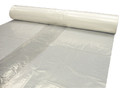 POLY AMERICA CF0432C 32X100 CLEAR POLY SHEETING 4ML