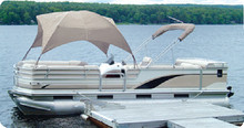 TAYLOR 12003ON PONTOON EASY UP SHADE TOP NAVY