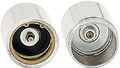 FULTON/WESBAR (CEQUENT) 18-7283 BEARING PROTECTOR CROME