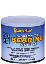 STARBRITE 26016 GREASE-WHEEL BEARING 1LB CAN