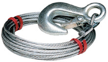 TIEDOWN ENGINEERING 59400 WINCH CABLE 7/32X50