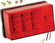 FULTON/WESBAR (CEQUENT) 407550 LED TAIL LAMP RH